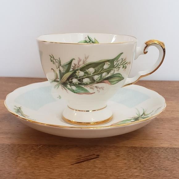 Tuscan fine english bone china cup and saucer may